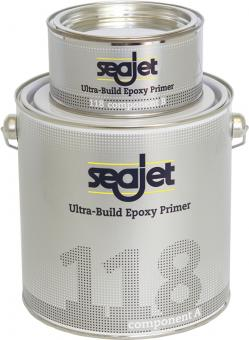 Seajet 118 Ultra-Build Epoxy Primer 2-K-Primer 2,5 Liter